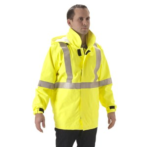 Rampart 8500 Series Hi-Vis FR Rain Jacket