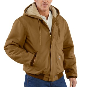 Quilt-Lined FR Duck Active Jacket