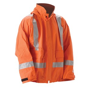 PetroLite 9000 Waist Length Rain Jacket