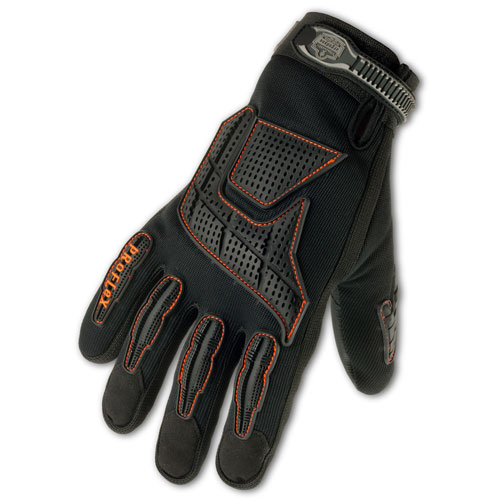 Voltage Rated Gloves : Proflex certified av gloves w dorsal protection f