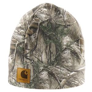 WorkCamo Fleece Hat