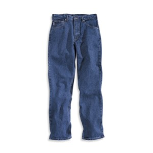 Traditional-Fit Jean - Straight-Leg