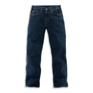 Mens Relaxed Fit Jean - Straight Leg