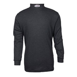 Silver Lining FR Mock Turtleneck Shirt