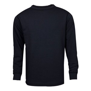 PolarShield FR Long Sleeve Baselayer Tee in Black