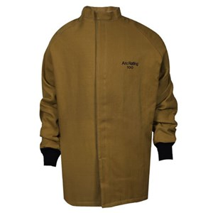 100 Cal / CAT 4 Short Coat in multi-layer NOMEX / KEVLAR
