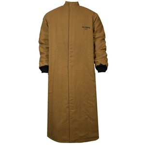 100 Cal / CAT 4 Long Coat in Multi-Layer NOMEX / KEVLAR