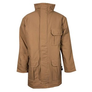 Flame Resistant Parka Explorer Series in Brown