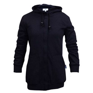 Women's FR Hooded Sweatshirt with Zipper