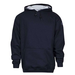 FR Hooded Pullover Sweatshirt Waffle Lined