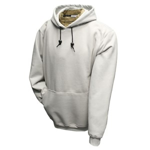 FR Hooded Pullover Sweatshirt in Firewear Fleece