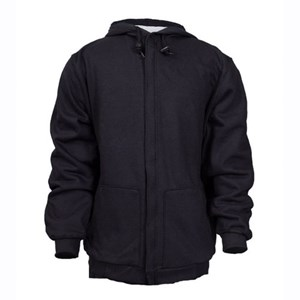 FR Lined Zip-Up Hooded Sweatshirt
