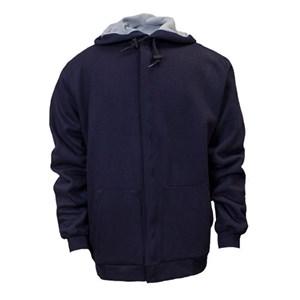 FR Lined Zip-Up Hooded Sweatshirt