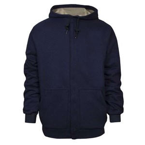 Flame Resistant Insulated Full Zip Sweatshirt