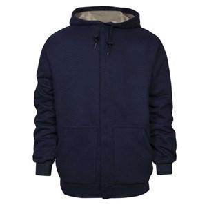 Flame Resistant Insulated Full Zip Sweatshirt