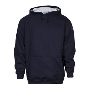 FR Thermal Lined Hooded Sweatshirt