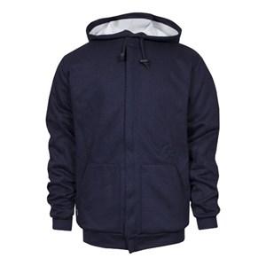 FR Thermal Lined Zip-Front Sweatshirt