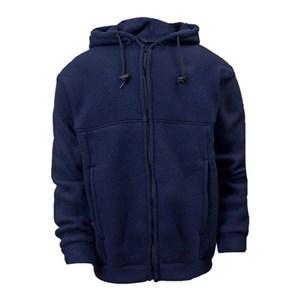 5fd2766f068a Hooded Nomex® FR Fleece Sweatshirt