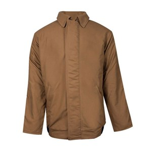 FR Explorer Series Bomber Jacket in Brown