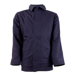Flash Fire Certified FR Bomber Jacket in Navy