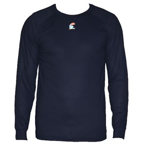 FR Control 2.0 Long Sleeve Shirt in Navy
