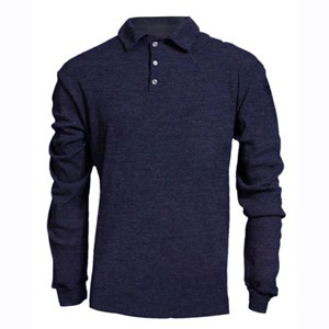 CarbonComfort FR Long Sleeve Polo Shirt