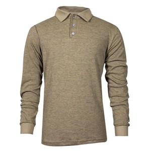 TECGEN Select™ FR Long Sleeve Polo Shirt