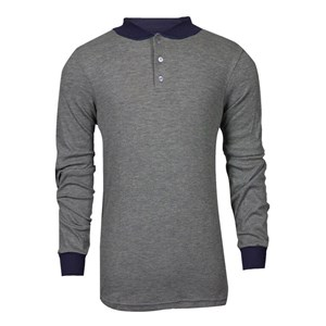 TECGEN Select™ FR Long Sleeve Henley
