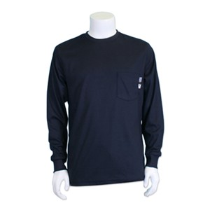 FR Classic Cotton Long Sleeve T-Shirt (100% FR Cotton)