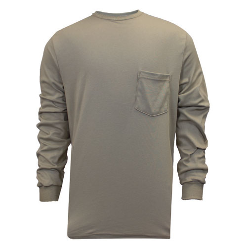 FR Classic Cotton™ Long Sleeve T-Shirt (100% FR Cotton)