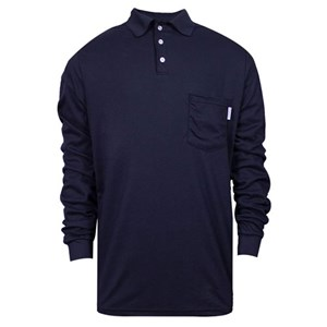 TrueComfort® FR Long Sleeve Polo