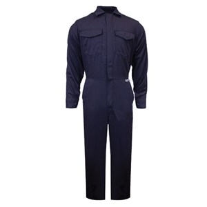 FR Coverall - 13.0 oz UltraSoft®, Made in the USA in Navy
