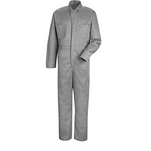 Copy of Button-Front Cotton Coverall