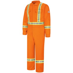 Premium FR Coverall with Reflective Striping
