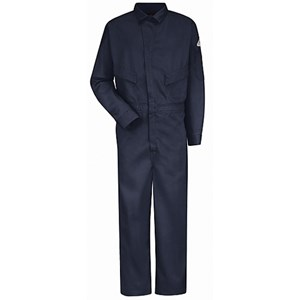 Deluxe FR Coverall in 6 oz. Excel FR in Navy