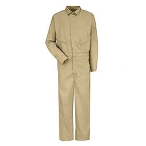Deluxe FR Coverall in 6 oz. Excel FR in Khaki