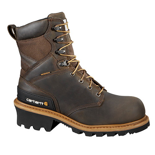 """8"""" Waterproof Logger Boot with Composite Toe"""