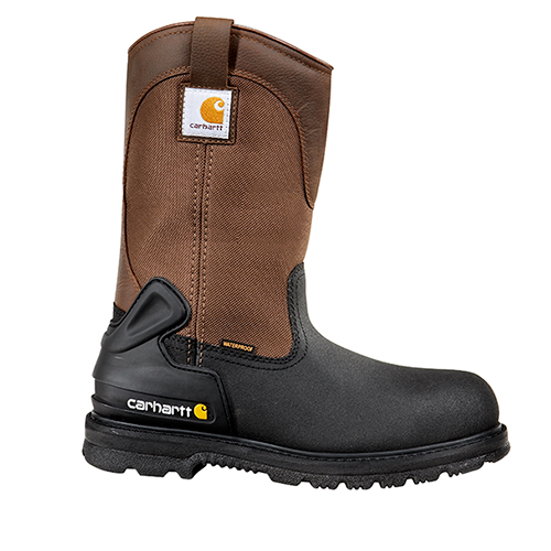 Waterproof Insulated Mud Wellington with Safety Toe