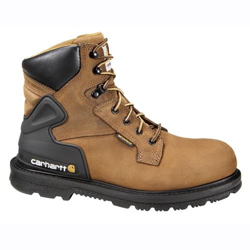 Carhartt 6-inch Bison Safety Toe Work Boot