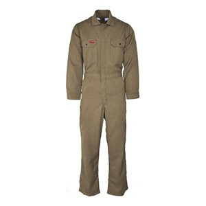 6.5oz. DH FR Contractor Coveralls