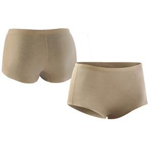 Drifire FR Ladies Boy Short Underwear in Desert Sand