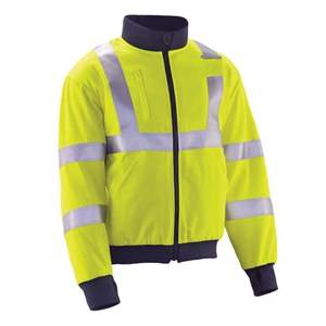 DRIFIRE Hi-Vis FR Lineman Jacket with Lanyard Access