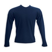 FR Lightweight Long Sleeve Tee in Navy
