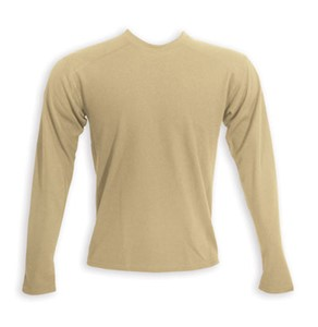FR Lightweight Long Sleeve Tee in Desert Sand