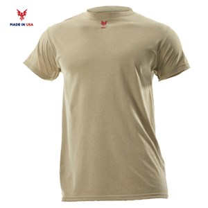 FR Lightweight Short Sleeve Tee in Desert Sand