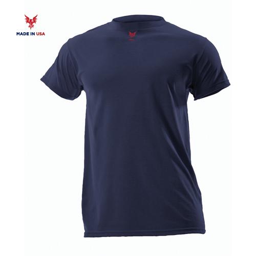 FR Lightweight Short Sleeve Tee in Navy