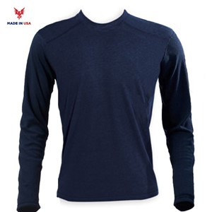 FR Long Sleeve Shirt in Navy