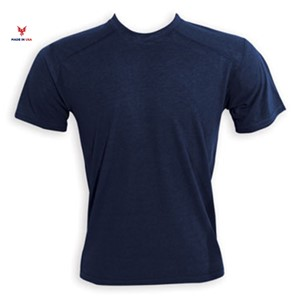 Drifire Midweight Oversized FR Short Sleeve Tee in Navy