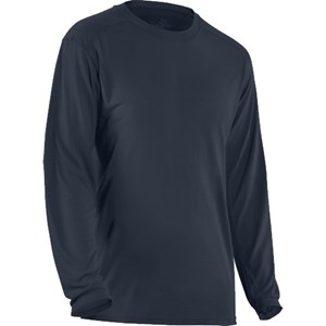 Ultra-Lightweight Long Sleeve Tee in Navy
