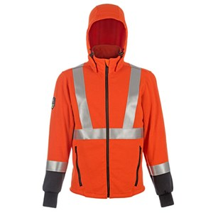 DragonWear FR Hi-Vis Elements Blaze Jacket